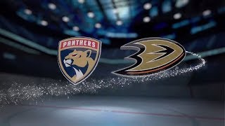 Florida Panthers vs Anaheim Ducks - November 19, 2017 | Game Highlights | NHL 2017/18. Обзор матча