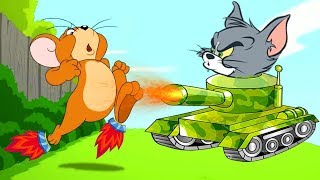 Funny Cartoons 2018 - Tom & Jerry New Episode | том и джерри 2018 #2