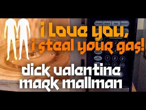 Dick Valentine and Mark Mallman - I Love You I Steal Your Gas