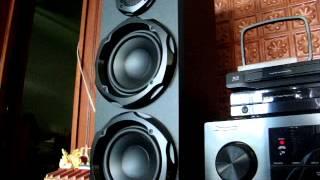 Pioneer Todoroki systems bass i love you