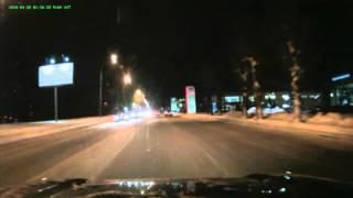 Neoline Wide S47 ночь город