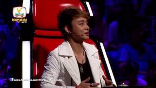 The Voice Cambodia - សុខ មា់់រិន - ឈឺ ឈឺ ឈឺ - 31 Aug 2014