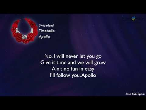Timebelle - Apollo (Switzerland) [Karaoke Version]