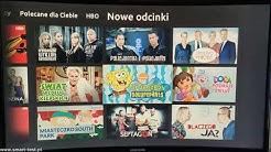 EVOBOX STREAM Cyfrowy Polsat cz.2 - CP GO i HBO GO - recenzja internetowej platformy telewizyjnej