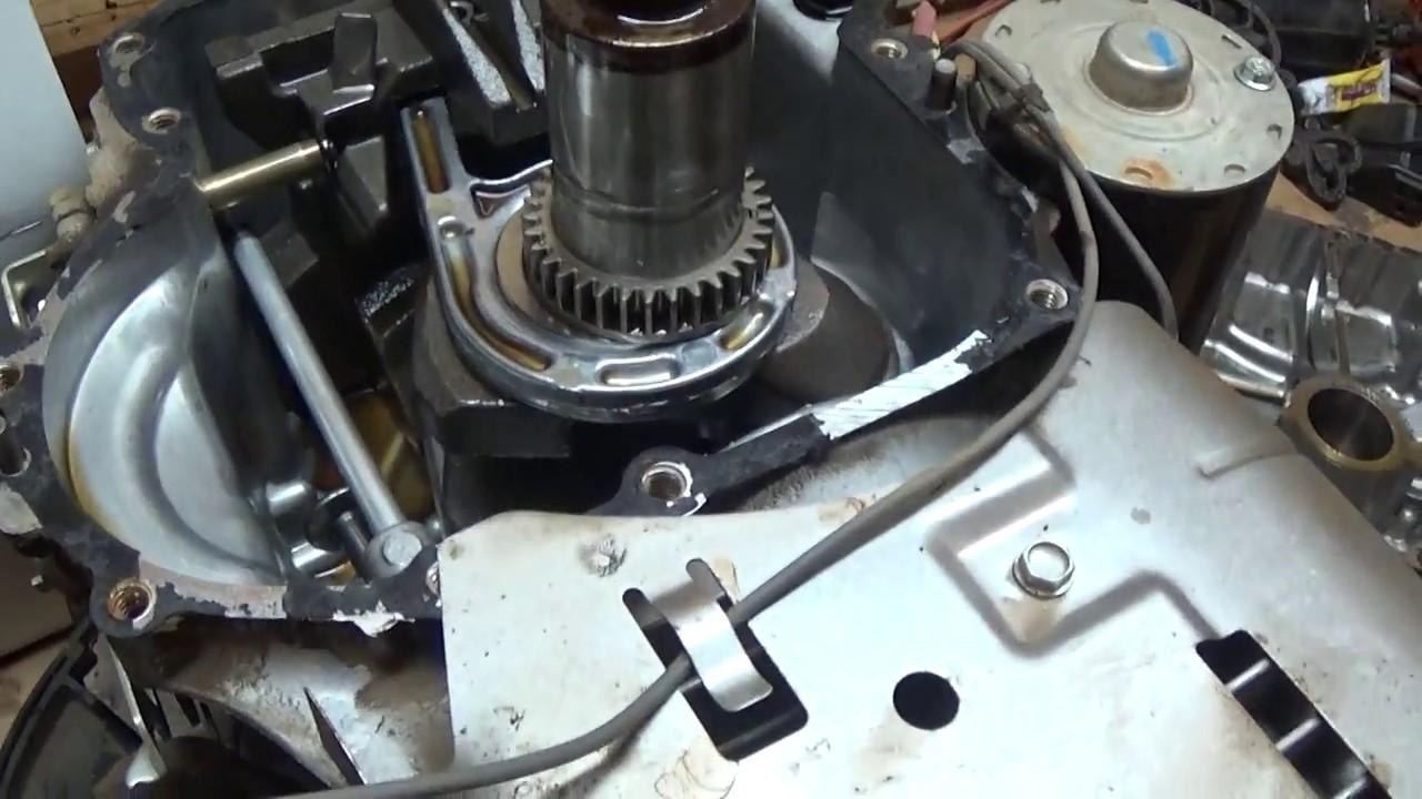 8hp Briggs And Stratton Compression