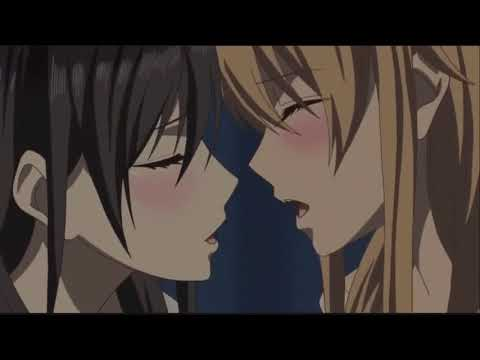 Citrus Kissing Scene SABURO Uta Episode 6