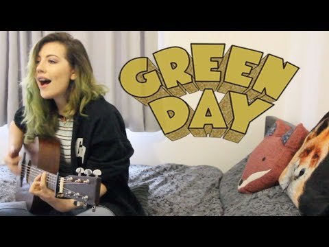 Green Day - Basket Case (Acoustic Cover)