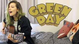 Green Day Basket Case Acoustic Cover