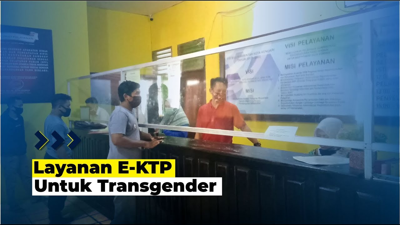 Kemendagri Bakal Buatkan E-KTP Untuk Transgender