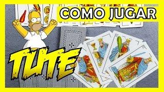 Cómo jugar tute (Fácil y en español)