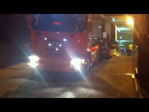 KROUSTALELIS Special transport trafo 85tons in Algeria