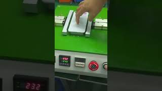 iPhone 8/8 plus/X back glsss auto separator