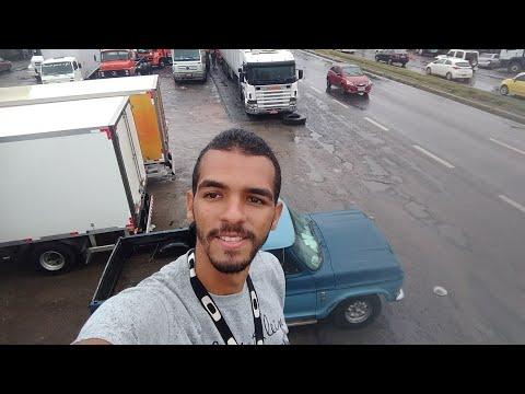 Sexto Dia Da Paralisação Todos Parados Ninguém Acabou A Paralisação Em Feira De Santana 26/05/2018