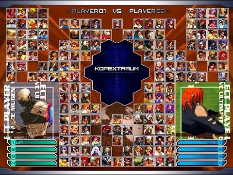 Descargar The King Of Fighters Ex Unlimited Match Mugen Youtube
