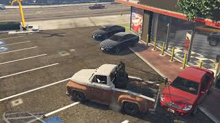 GTA V Special Vehicle Guide: EC Bright Red Premier with EC2 White Rims (Old Gen Method in Descr.)