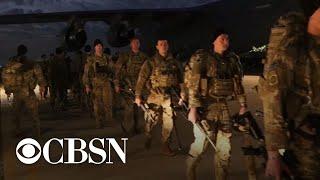 U.S. calls killing of top Iranian general a defensive attack