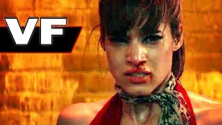 HOTEL ARTEMIS Extraits + Bande Annonce VF (2018) Sofia Boutella, Science Fiction