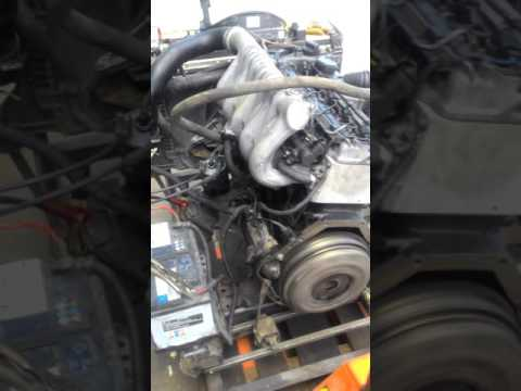 Мотор Мерс 2.7