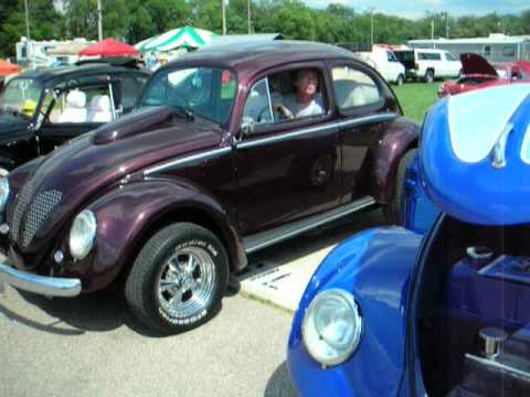 Bugzilla!!  a 1964 VW Beetle powered by a Chevy V8