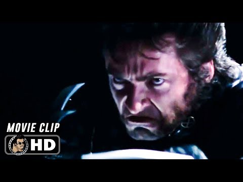 X-MEN Clip - Statue of Liberty Fight (2000) Hugh Jackman