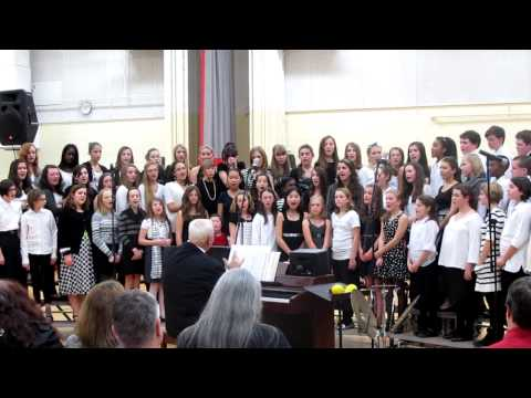 Albert D. Lawton Middle School Annual Holiday Concert 2012