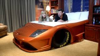 Lamborghini Car Bed