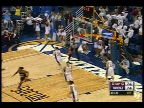 Part 5 - College of Charleston Womens Basketball 2009 Southern Conference Tournament Highlight Video