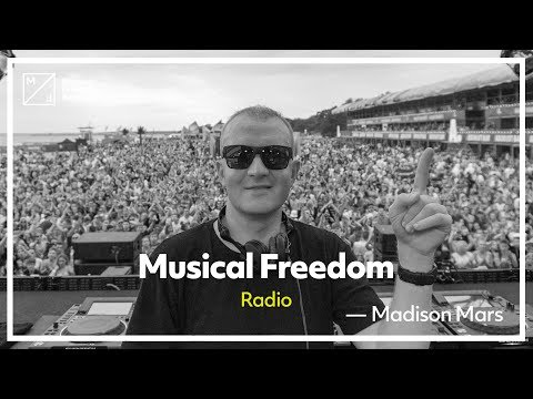 Musical Freedom Radio Episode 41 - Madison Mars