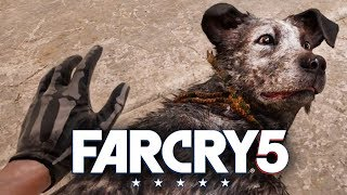 Far Cry 5 - БУМЕР - НАШ ВЕРНЫЙ ПЕС ПОМОЩНИК! #3