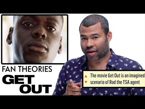 Jordan Peele Breaks Down 'Get Out' Fan Theories from Reddit | Vanity Fair