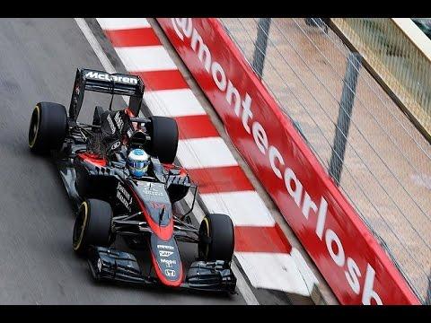 Fernando Alonso, Monaco Grand Prix 2015, Monte Carlo, Monaco, Europe