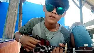Gambar cover Menjaga jodoh orang cover ukulele (mass cimek)