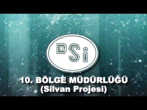 Orman Ve Su İşleri Bakanlığı DSİ Diyarbakır Silvan Barajının Tanıtım Filmi 09 11 2015