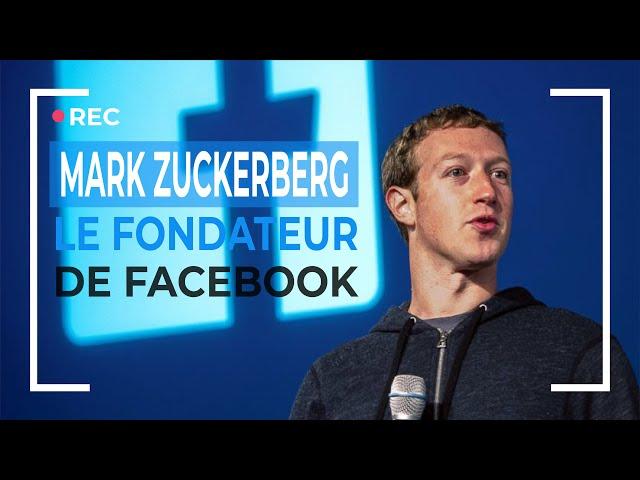 MARK ZUCKERBERG, LE FONDATEUR DE FACEBOOK