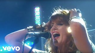 Florence + The Machine - Dog Days Are Over (Live at The BRIT Awards Launch Party, 2009)