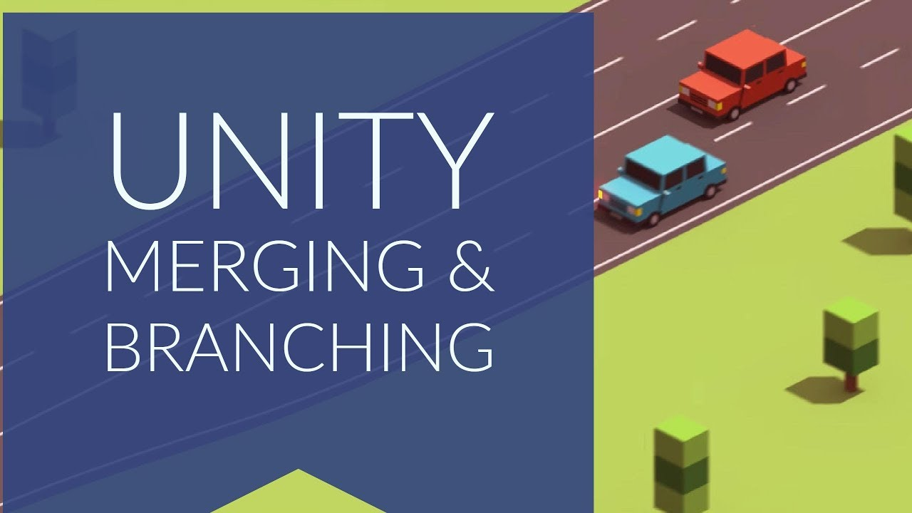 Unity3D Branching & Merging with GIT