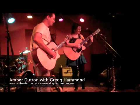 Amber Dutton with Gregg Hammond on Guitar