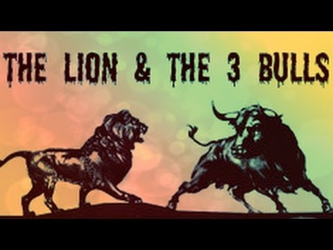 the-lion-&-the-3-bulls-ᴴᴰ-┇-thought-provoking-┇-sh.-muhammad-al-shareef-┇-tdr-┇