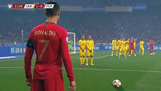 Cristiano Ronaldo Plays That Science Cant Explain