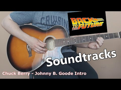 How to play Back To The Future soundtracks on acoustic guitar
