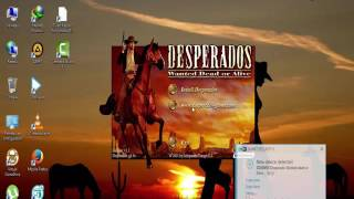 How To Install  Desperados Wanted Dead Or Alive