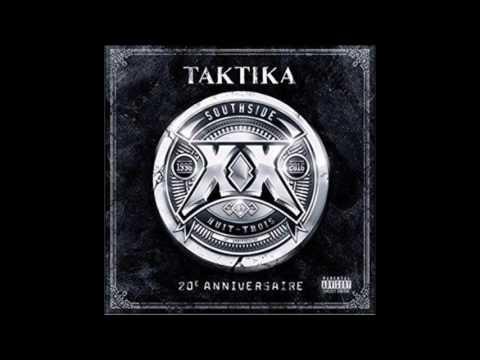 Taktika - Mon mic, mon forty, mon blunt (Remix 20e anniversaire) feat 2 Faces & Benz HQ