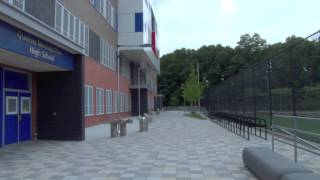 Queens Metropolitan Expeditionary Learning  High School