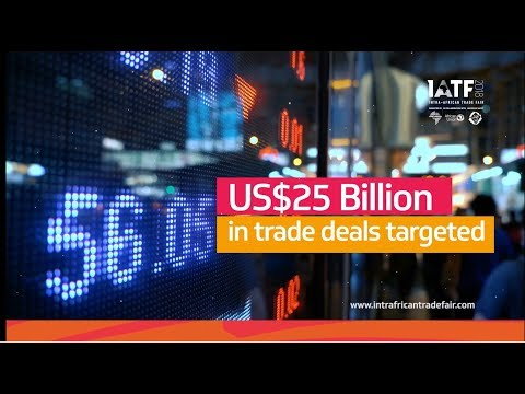 #IATF2018 #tradewithafrica Intra-Africa Trade Fair (IATF)