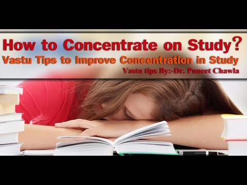 The Easiest Way to Concentrate on Studies - wikiHow