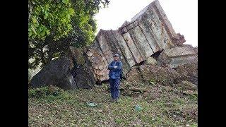 ตะลุยลาวเหนือ EP4:ธาตุปูมปุก ธาตุเก่าเเก่ เมืองหลวงน้ำทาเก่า ประวัติพระธาตุจากศิลาจารึก