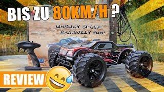 JLB CHEETAH - RC-Car mit bis zu 80 Km/h ? [Review, German]