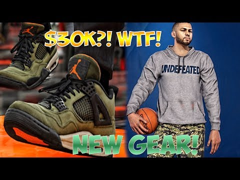 NO WAY!! How To Unlock UNDEFEATED X AIR JORDANS IV (RARE)  NBA Live 18 Livestrikes NEW GEAR Update!