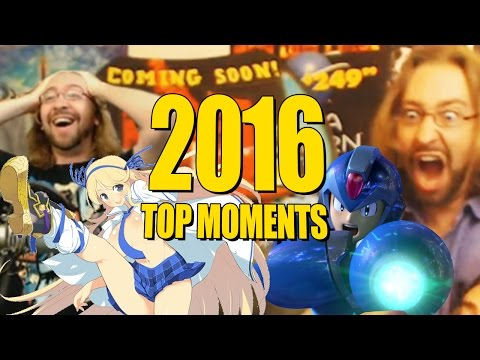 2016 BEST OF & TOP MOMENTS with Max & YoVideogames