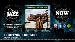 Lightnin' Hopkins - Merry Christmas (1953)